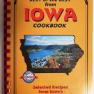 Best of the Best from Iowa Cookbook