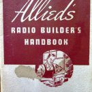 Allied's Radio Builder Handbook 1946 Edition