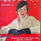 Redbook Magazine November 1933 Vol 62