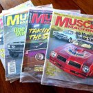 Hemmings Muscle Machine Magazines Nos 36 38 40 41