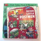 Little Golden Book & Record Seven Little Postmen