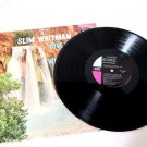 Slim Whitman Love Songs of the Waterfall Imperial Records