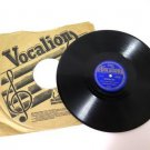 Hoosier Hotshots Vocalion Record 78 RPM