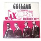 Collage with the Jax of Harmony Triad Studios Record Pop