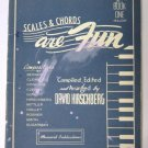 Scales & Chords are Fun Book One Major