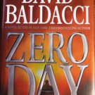 Zero Day by David Baldacci Hardback