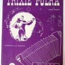 Trixie Polka 1952 Accordion Sheet Music