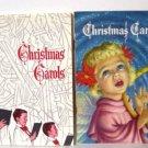 Vintage Christmas Carol Booklets