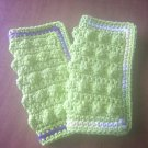 Dishcloths Handmade Kitchen Dish Cloths Crocheted Scrubby Dishcloths