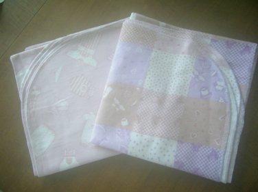Receiving Blankets Baby Girls Flannel Receiving Blankets Flannel Covers Swaddling Blankets Nursery