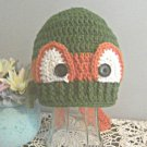Teenage Mutant Ninja Turtle Hat Winter Hat Beanie