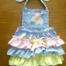 Ruffled Sunsuit Childs Sunsuit Summer Romper