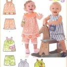 Unisex Pattern Baby 4 Sizes Dress and Shrug New Look 6198 Summer Clothes