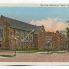 First Presbyterian Church Fargo North Dakota Postcard