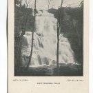Chittenango Falls Postcard