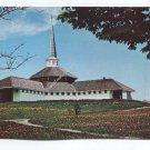 Mount Saviour Benedictine Monastery Pine City New York Postcard