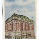 Hotel Astor New York Postcard