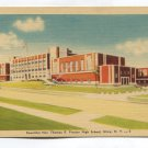 New Thomas R Proctor High School Utica New York Postcard