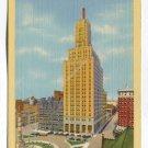 Rand Building and Lafayette Square Buffalo New York Postcard