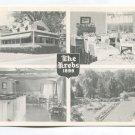 The Krebs Skaneateles New York Postcard