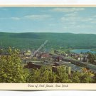 View of Port Jervis New York Postcard