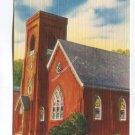Rosendale Reformed Church Rosendale New York Postcard