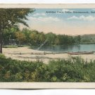 Jenkins Cove Lake Maranacook Maine Postcard