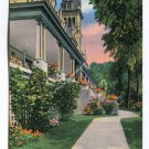Sacred Heart Sanitarium Milwaukee Wisconsin Postcard