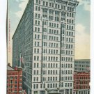 Majestic Theatre Building Milwaukee Wisconsin Postcard