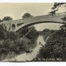 Bridge Lake Park Milwaukee Wisconsin Postcard
