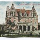 Archbishop Messmers Residence Milwaukee Wisconsin