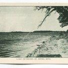 Lake Jefferson St Peter Minnesota Postcard