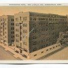Buckingham Hotel Minneapolis Minnesota Postcard