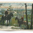 Sky Top second highest point on the Jersey coast Shark River Hills New Jersey Postcard