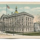 State Capitol Trenton New Jersey Postcard