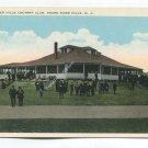 Shark River Hills Country Club Shark River Hills New Jersey Postcard