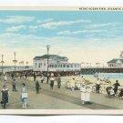 Heinz Ocean Pier Atlantic City New Jersey Postcard