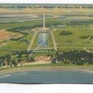 San Jacinto Battleground San Jacinto Monument and Reflective Pool Near Houston Texas Postcard