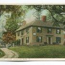 Munroe Tavern Lexington Massachusetts Postcard