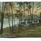 Pavilion Mohegan Park Norwich Connecticut Postcard