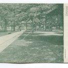 Washington Park Bridgeport Connecticut Postcard