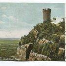 Castle Craig Tower Meriden Connecticut Postcard