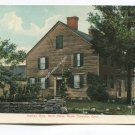 Nathan Hale Birth Place South Coventry Connecticut Postcard