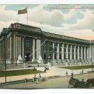 Federal Building Indianapolis Indiana Postcard