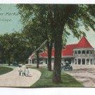 Pavilion Jackson Park Chicago Illinois Postcard