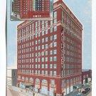 The Savery Des Moines Iowa Postcard