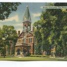 Drake University Des Moines Iowa Postcard