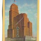 Netherland Plaza Hotel 5th and Race Streets Cincinnati Ohio Postcard