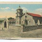 St Thomas Mission Ojai California Postcard