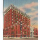 Greater providence YMCA Building Providence Rhode Island Postcard